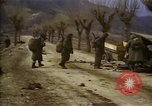 Image of Wrecked U.S. military trucks after Hoengsong massacre Hoengsong Korea, 1951, second 31 stock footage video 65675041618