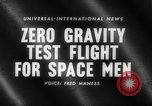 Image of astronaut training Ohio United States USA, 1959, second 5 stock footage video 65675041623