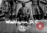 Image of Samuel Gompers Washington DC USA, 1951, second 1 stock footage video 65675041641