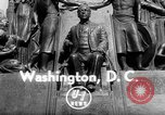 Image of Samuel Gompers Washington DC USA, 1951, second 2 stock footage video 65675041641