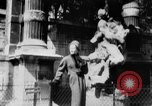 Image of French designed fashions of 1953 Paris France, 1953, second 9 stock footage video 65675041651