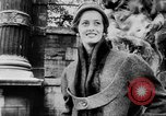 Image of French designed fashions of 1953 Paris France, 1953, second 12 stock footage video 65675041651