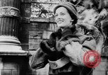 Image of French designed fashions of 1953 Paris France, 1953, second 14 stock footage video 65675041651