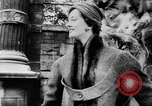Image of French designed fashions of 1953 Paris France, 1953, second 16 stock footage video 65675041651