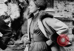 Image of French designed fashions of 1953 Paris France, 1953, second 18 stock footage video 65675041651