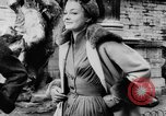 Image of French designed fashions of 1953 Paris France, 1953, second 19 stock footage video 65675041651