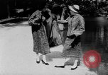 Image of French designed fashions of 1953 Paris France, 1953, second 32 stock footage video 65675041651