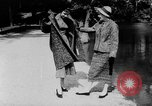 Image of French designed fashions of 1953 Paris France, 1953, second 33 stock footage video 65675041651