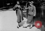 Image of French designed fashions of 1953 Paris France, 1953, second 34 stock footage video 65675041651