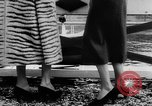 Image of French designed fashions of 1953 Paris France, 1953, second 46 stock footage video 65675041651