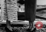 Image of French designed fashions of 1953 Paris France, 1953, second 47 stock footage video 65675041651