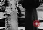 Image of French designed fashions of 1953 Paris France, 1953, second 50 stock footage video 65675041651
