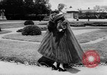 Image of French designed fashions of 1953 Paris France, 1953, second 57 stock footage video 65675041651
