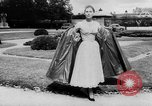 Image of French designed fashions of 1953 Paris France, 1953, second 58 stock footage video 65675041651