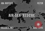 Image of PBY Catalina crashes during Air-Sea Rescue Celebes Netherlands East Indies, 1945, second 2 stock footage video 65675041658