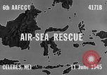 Image of PBY Catalina crashes during Air-Sea Rescue Celebes Netherlands East Indies, 1945, second 6 stock footage video 65675041658
