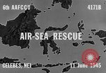 Image of PBY Catalina crashes during Air-Sea Rescue Celebes Netherlands East Indies, 1945, second 7 stock footage video 65675041658