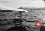 Image of PBY Catalina crashes during Air-Sea Rescue Celebes Netherlands East Indies, 1945, second 55 stock footage video 65675041658