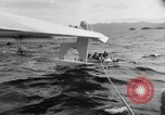 Image of PBY Catalina crashes during Air-Sea Rescue Celebes Netherlands East Indies, 1945, second 58 stock footage video 65675041658