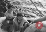 Image of PBY Catalina crashes during Air-Sea Rescue Celebes Netherlands East Indies, 1945, second 61 stock footage video 65675041658