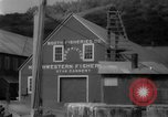 Image of Booth Fishery Company Alaska USA, 1932, second 24 stock footage video 65675041673