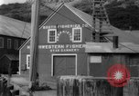 Image of Booth Fishery Company Alaska USA, 1932, second 28 stock footage video 65675041673