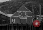 Image of Booth Fishery Company Alaska USA, 1932, second 30 stock footage video 65675041673