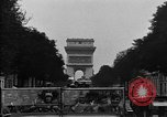 Image of Americans in Paris Paris France, 1920, second 20 stock footage video 65675041687