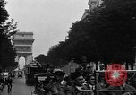 Image of Americans in Paris Paris France, 1920, second 25 stock footage video 65675041687