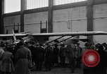Image of Charles Lindbergh Paris France, 1927, second 39 stock footage video 65675041690