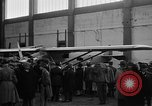 Image of Charles Lindbergh Paris France, 1927, second 40 stock footage video 65675041690