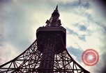 Image of Tokyo Tower Tokyo Japan, 1964, second 6 stock footage video 65675041701