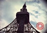Image of Tokyo Tower Tokyo Japan, 1964, second 8 stock footage video 65675041701