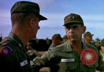 Image of 1st Infantry Division Vietnam, 1965, second 34 stock footage video 65675041712