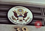 Image of United States Embassy Vietnam, 1965, second 61 stock footage video 65675041718