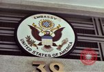Image of United States Embassy Vietnam, 1965, second 62 stock footage video 65675041718