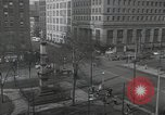 Image of downtown views and blast furnace operation Youngstown Ohio USA, 1944, second 45 stock footage video 65675041736