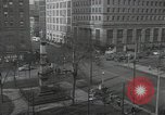 Image of downtown views and blast furnace operation Youngstown Ohio USA, 1944, second 46 stock footage video 65675041736