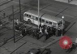Image of downtown views and blast furnace operation Youngstown Ohio USA, 1944, second 50 stock footage video 65675041736