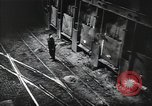 Image of steel production and kids in high school Youngstown Ohio USA, 1944, second 14 stock footage video 65675041737