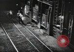 Image of steel production and kids in high school Youngstown Ohio USA, 1944, second 25 stock footage video 65675041737