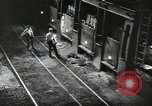 Image of steel production and kids in high school Youngstown Ohio USA, 1944, second 26 stock footage video 65675041737