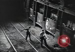 Image of steel production and kids in high school Youngstown Ohio USA, 1944, second 28 stock footage video 65675041737