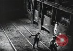 Image of steel production and kids in high school Youngstown Ohio USA, 1944, second 29 stock footage video 65675041737