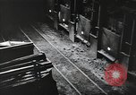 Image of steel production and kids in high school Youngstown Ohio USA, 1944, second 41 stock footage video 65675041737