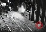 Image of steel production and kids in high school Youngstown Ohio USA, 1944, second 50 stock footage video 65675041737