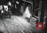Image of steel production and kids in high school Youngstown Ohio USA, 1944, second 51 stock footage video 65675041737
