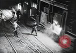 Image of steel production and kids in high school Youngstown Ohio USA, 1944, second 52 stock footage video 65675041737