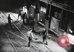 Image of steel production and kids in high school Youngstown Ohio USA, 1944, second 53 stock footage video 65675041737