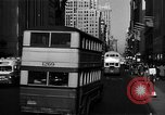 Image of crowded Fifth Avenue New York  New York City USA, 1946, second 24 stock footage video 65675041739